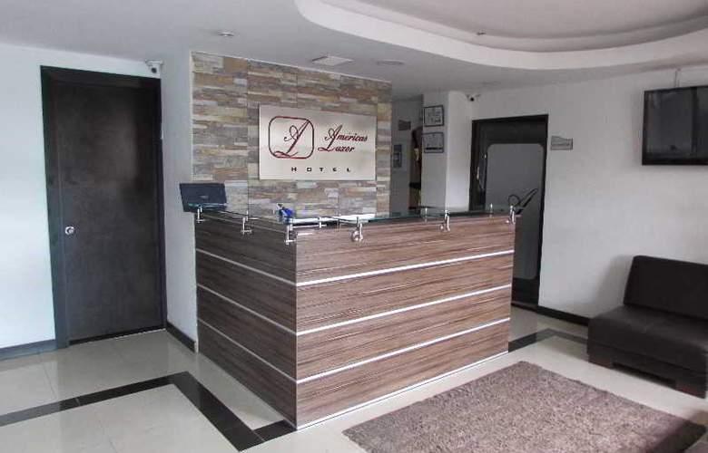 Americas Luxor Bogota - Hotel - 4