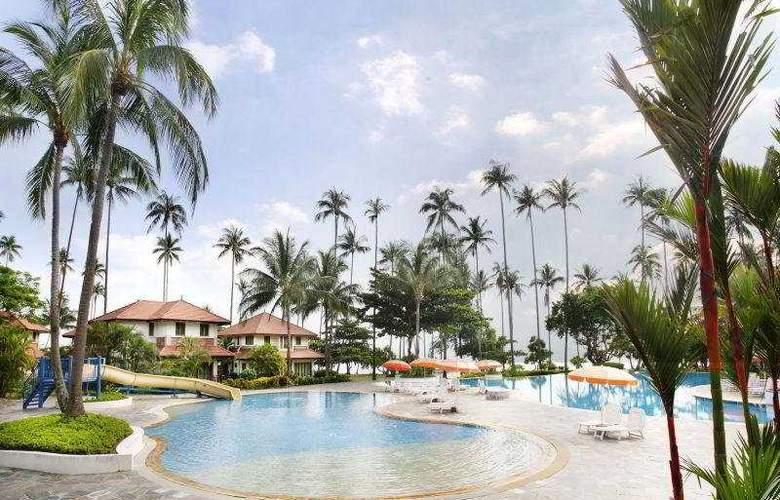 Banyu Biru Villa - Pool - 7
