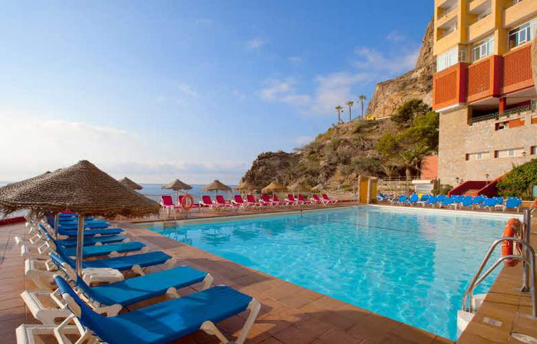 Diverhotel Aguadulce - Pool - 9