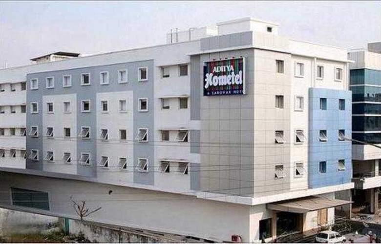 Aditya Hometel - Hotel - 0