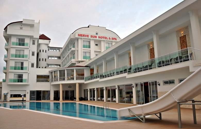 Merve Sun - Hotel - 8