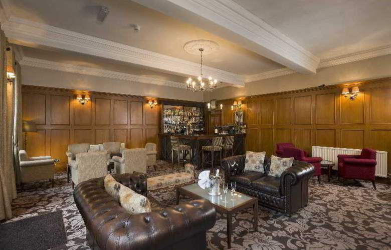 Nunsmere Hall Hotel - Bar - 2