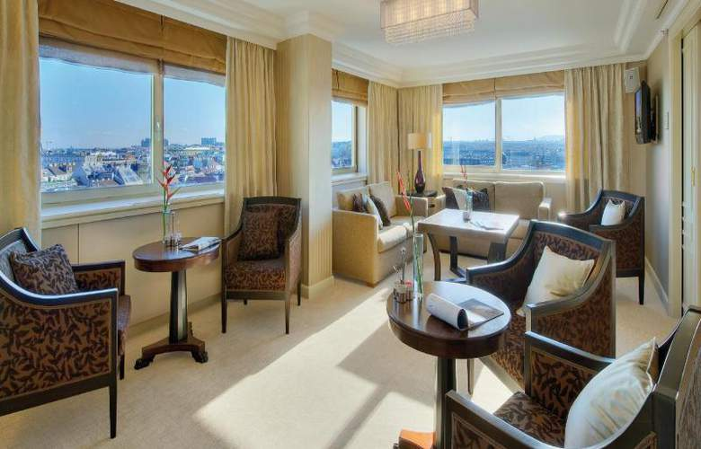 Intercontinental Vienna - Room - 8