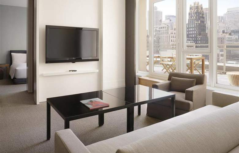 Andaz Fifth Avenue - Room - 2