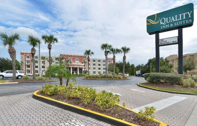Quality Inn & Suites at Universal Studios - Restaurant - 36