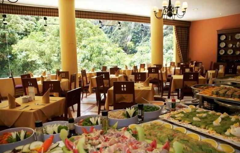 Hatuchay Hotels Machu Picchu - Restaurant - 6