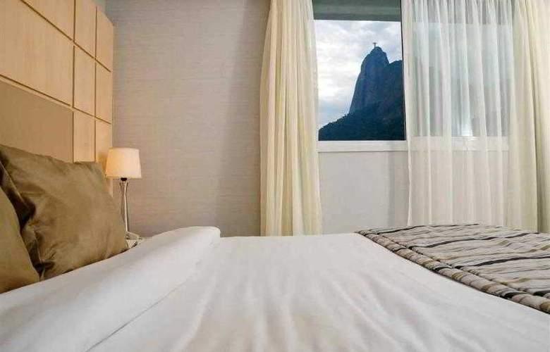 Quality Suites Botafogo - Room - 17