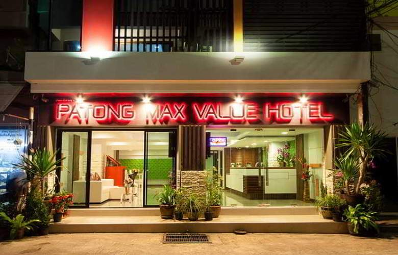 Patong Max Value Hotel - Hotel - 2