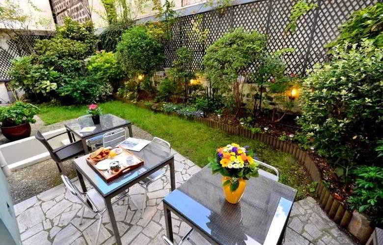 Jardin de Villiers - Terrace - 13