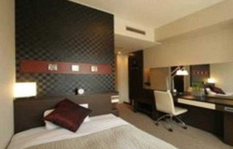 Blue Wave Inn Hiroshima - Room - 3