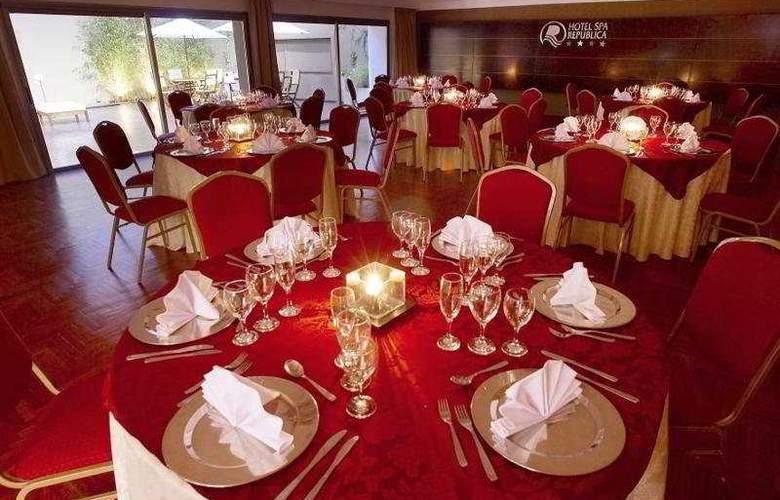 Spa Republica - Restaurant - 5