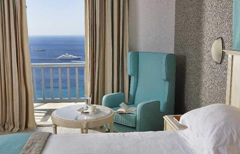 Myconian Imperial Hotel and Thalasso Center - Room - 13