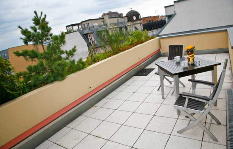 HSH Hotel Apartments Mitte - Terrace - 4
