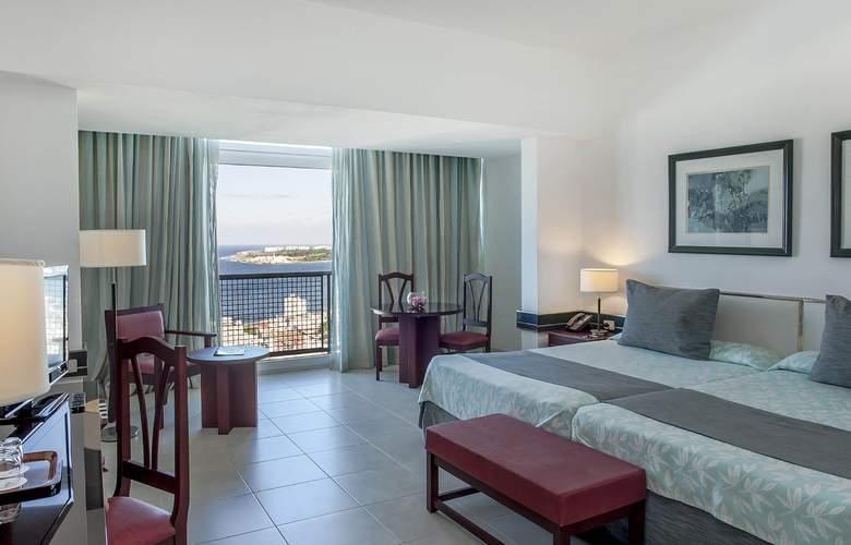 Tryp Habana Libre - Room - 19