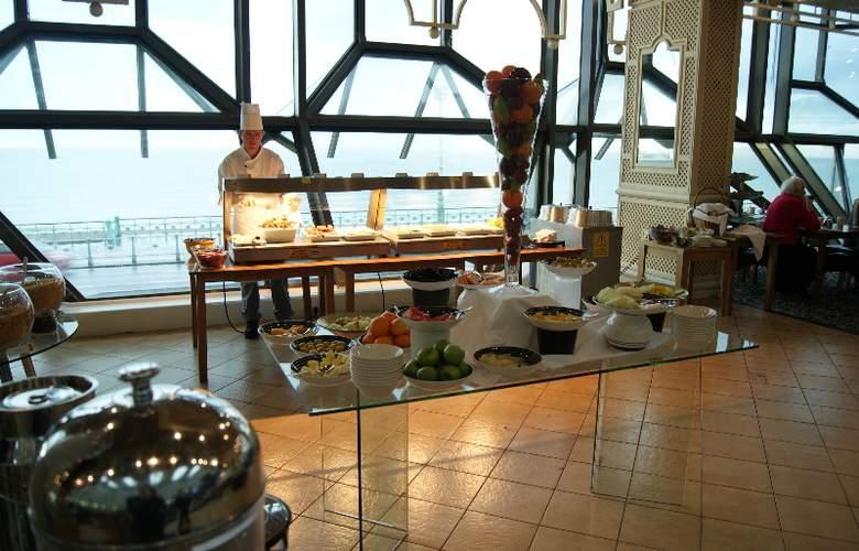 Jurys Inn Brighton Waterfront - Restaurant - 5