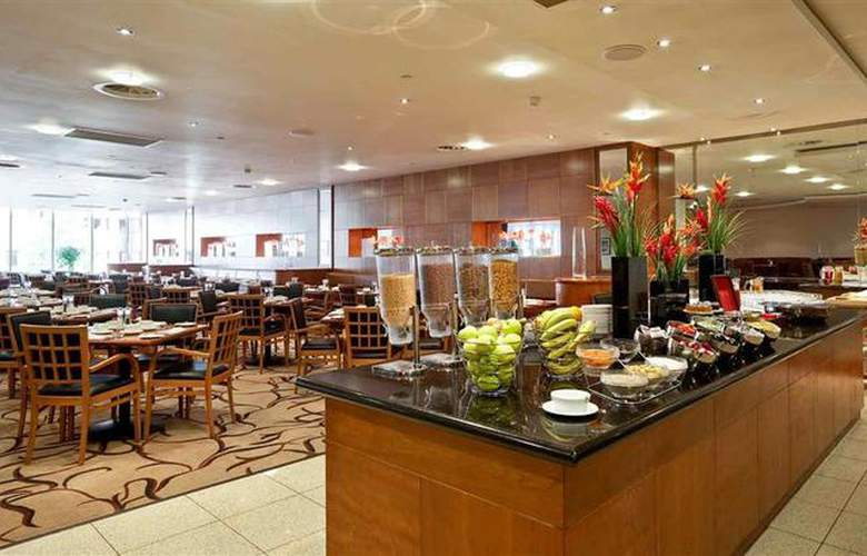Mercure Cardiff Holland House Hotel and Spa - Restaurant - 1
