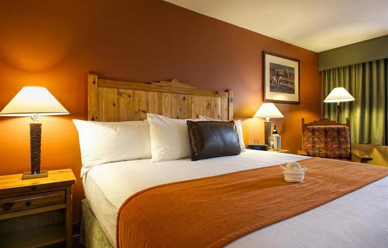 Best Western Plus Rio Grande Inn - Room - 54