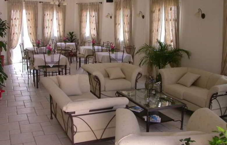Ostria Hotel-Milos - Restaurant - 2