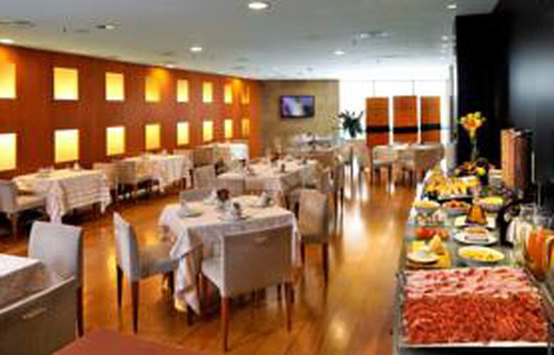 Vincci Castellon - Restaurant - 5