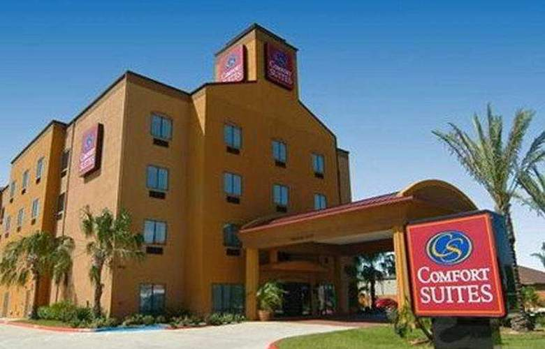 Comfort Suites (Beaumont) - Hotel - 0