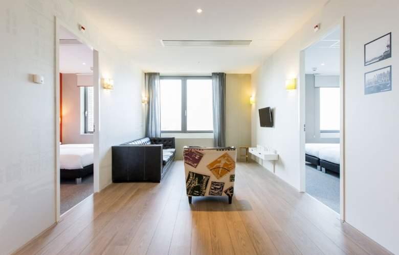 Amsterdam ID Aparthotel - Room - 3