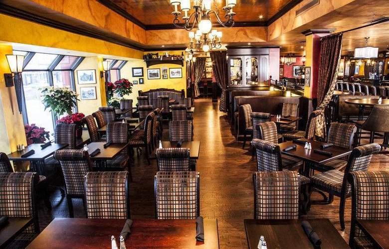 Best  Western Plus Cairn Croft Hotel - Restaurant - 91