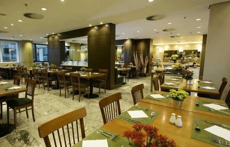 Bourbon Convention Ibirapuera - Restaurant - 11