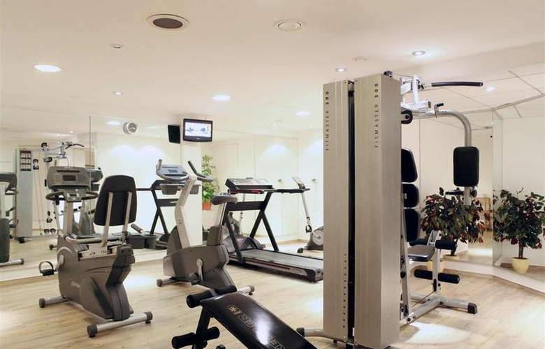 Mercure Hannover City - Sport - 75