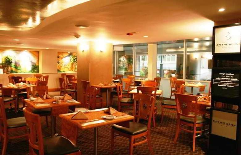 Hampton Inn By Hilton Guayaquil Downtown - Restaurant - 19