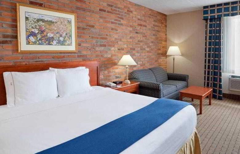 Holiday Inn Express Toronto East - Hotel - 8
