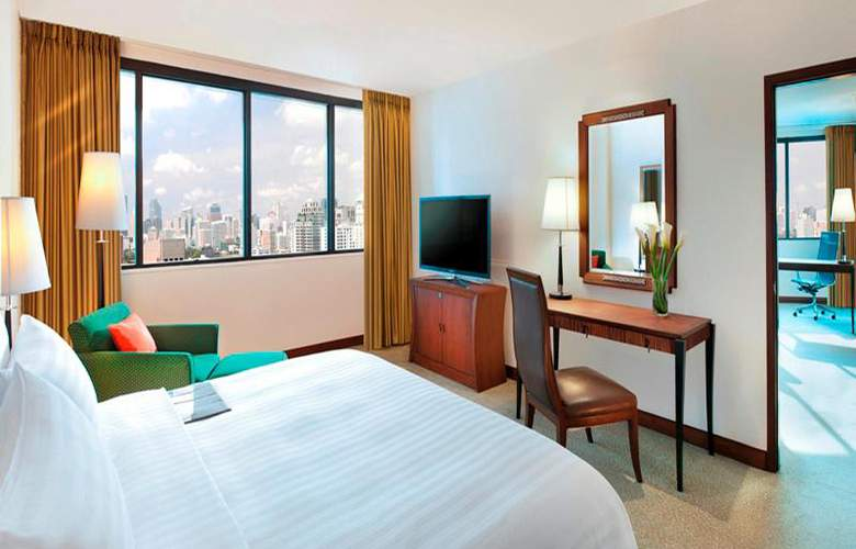 Plaza Athenee Bangkok, A Royal Meridien - Room - 24