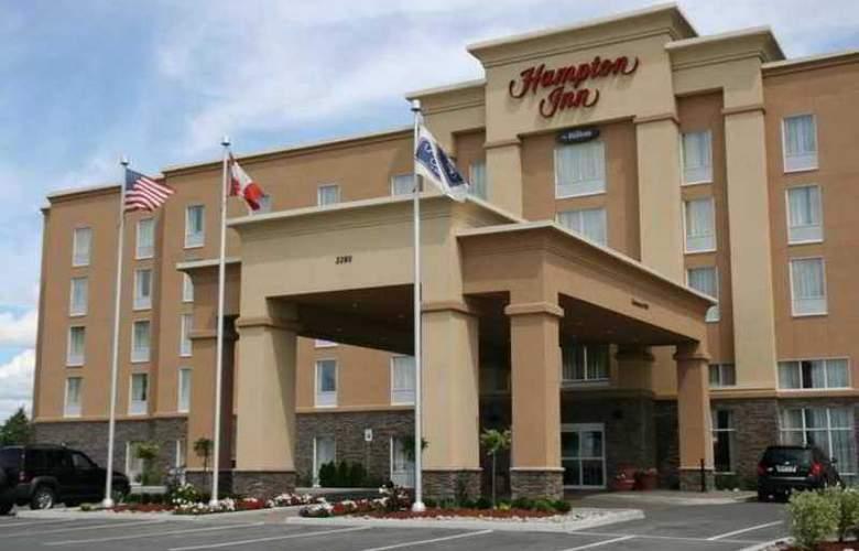 Hampton Inn Sudbury, Ontario - Hotel - 8