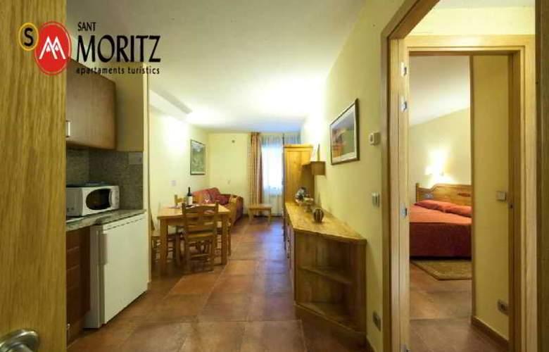 Apartamentos Sant Moritz - Room - 26