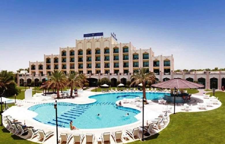 Al Ain Rotana - Hotel - 6