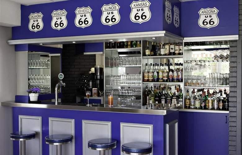 Best Western Bordeaux Aeroport - Bar - 70