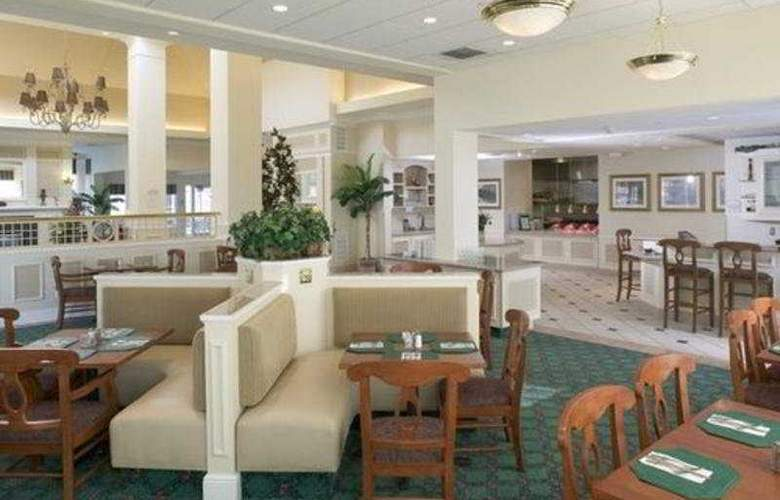 Hampton Inn And Suites Bakersfield - Restaurant - 8