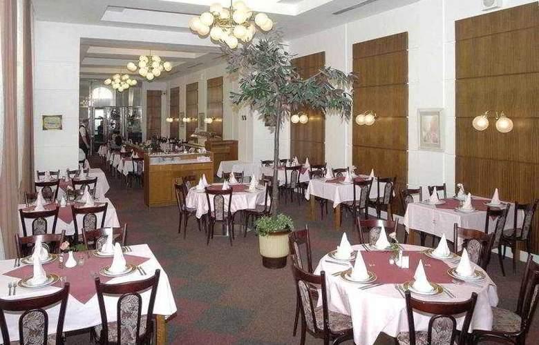Slavia - Restaurant - 1