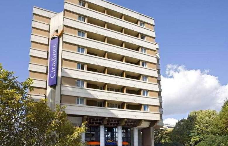 Citadines Centre Bordeaux Meriadeck - Hotel - 0