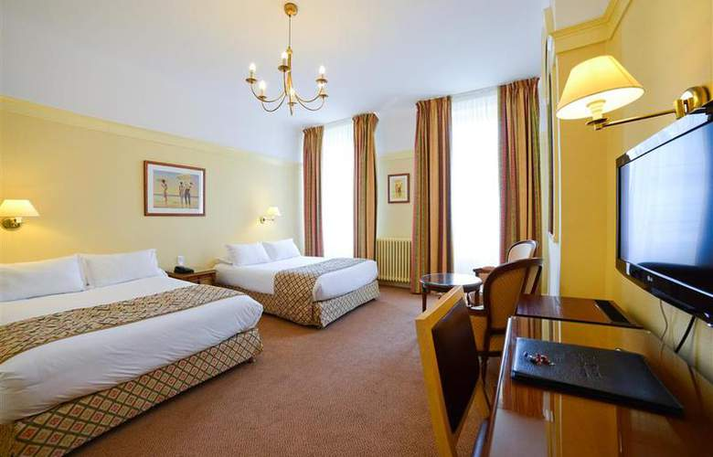 Mercure Bayonne Centre Le Grand Hotel - Room - 34