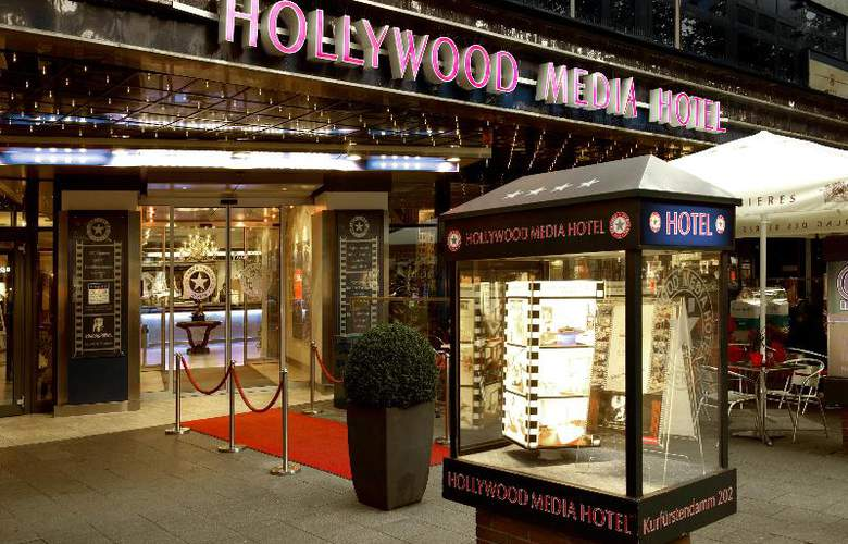 Hollywood Media - Hotel - 7