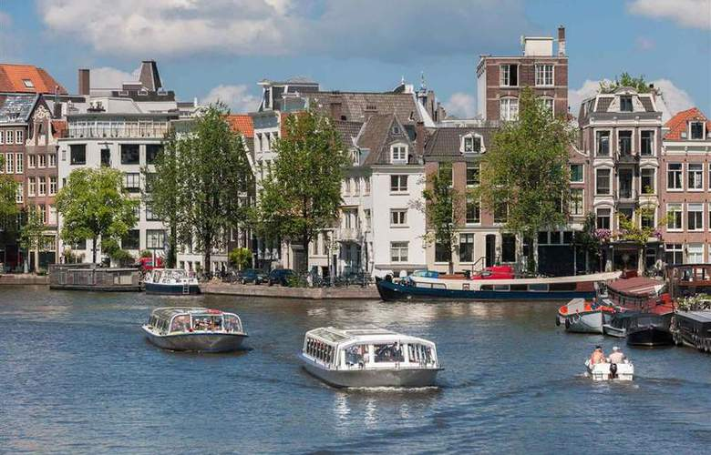Mercure Amsterdam Centre Canal District - Hotel - 29