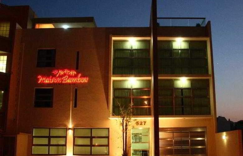 Maison Bambou Hotel Boutique - General - 2