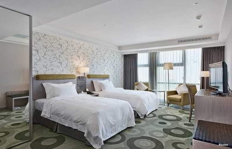 Fullon Hotel Kaohsiung - Room - 5