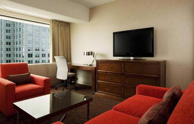 Le Centre Sheraton Hotel Montreal - Room - 22
