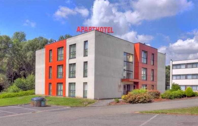 BEST WESTERN PLUS Hotel Casteau Resort Mons - Hotel - 61