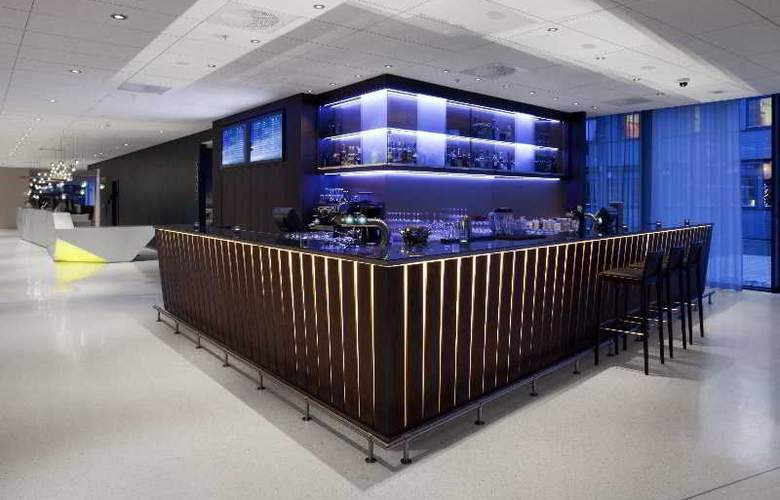 Scandic Oslo Airport - Bar - 6