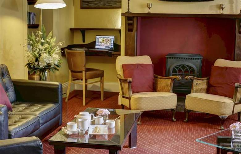 Best Western Henbury Lodge Hotel - Hotel - 65