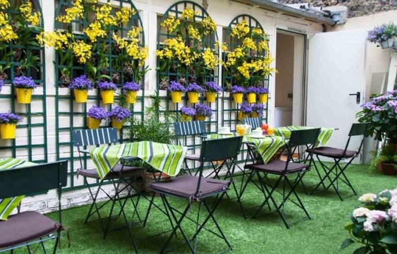 Eden Montmartre - Terrace - 17