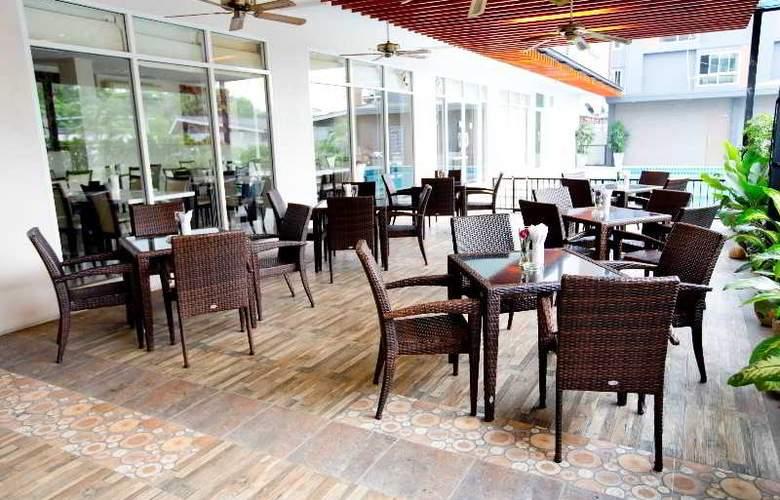 Sinsuvarn Airport Suite - Restaurant - 43