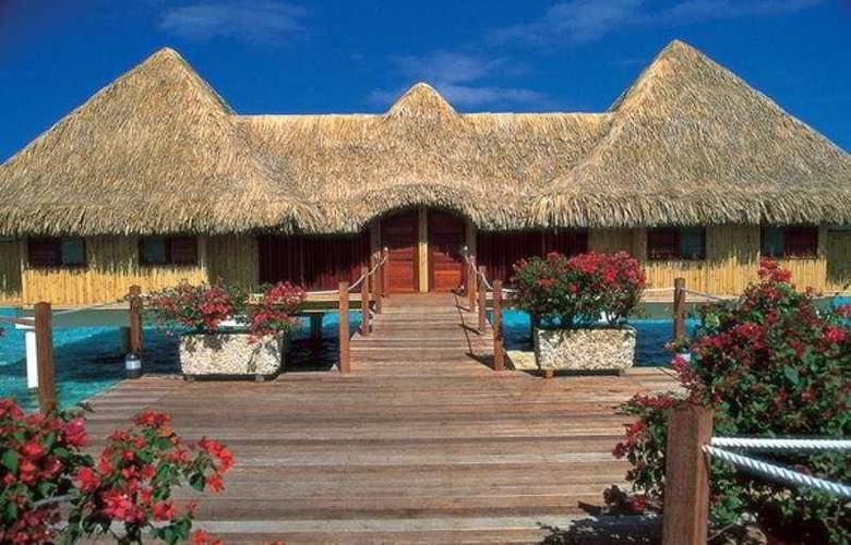 Intercontinental Bora Bora Le Moana Resort - Hotel - 0